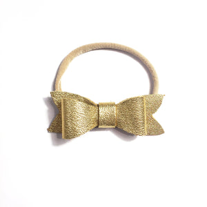 Classic Bow Gold