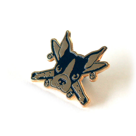 New Boston Terrier pins