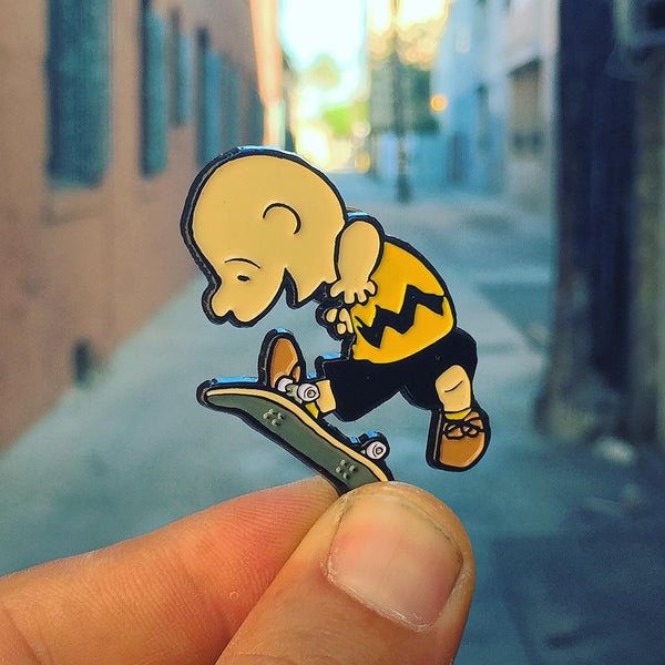 360 Flip Charlie Brown by EliStrator