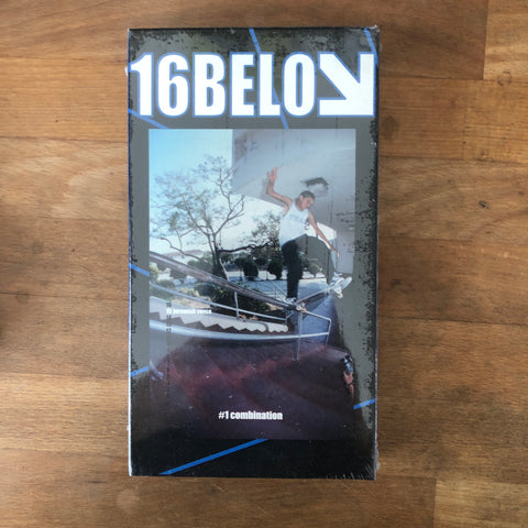 "TeamBK ""16 Below"" VHS - NEW IN BOX"