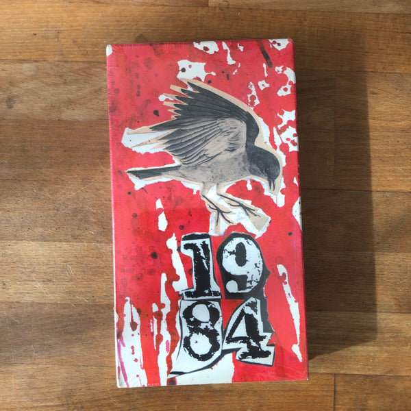 """1984"" VHS - NEW IN BOX"