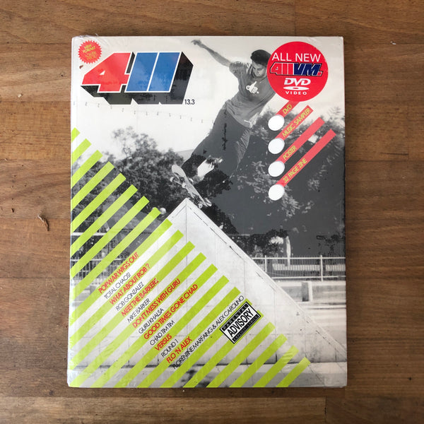 411VM 13.3 Popwar Issue DVD - STILL SEALED