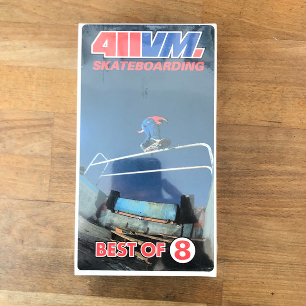 411VM Best of 8 VHS - NEW IN BOX