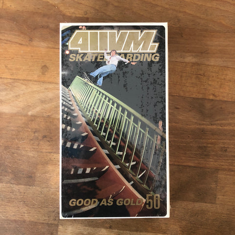 411VM #50 VHS - NEW IN BOX