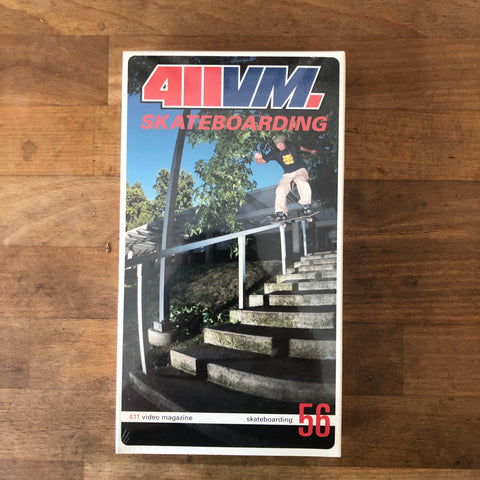 411VM #56 VHS - NEW IN BOX
