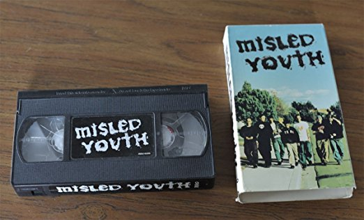 "Zero ""Misled Youth"" VHS by SkateNerd & Pindejo - Season 2"