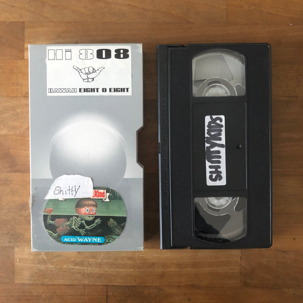 808 Shitty Kids VHS
