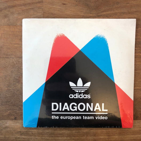 Adidas Diagonal Europe DVD
