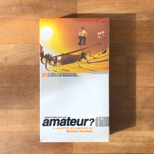 """Amateur?"" VHS - NEW IN BOX"