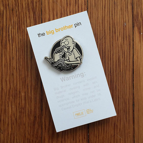 The Big Brother Pin