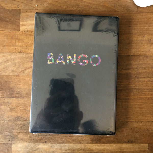 Bango DVD - NEW IN BOX