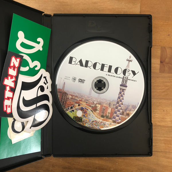 Barcelogy DVD