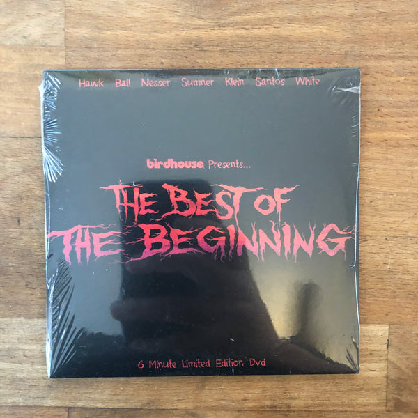 The Best of the Beginning DVD