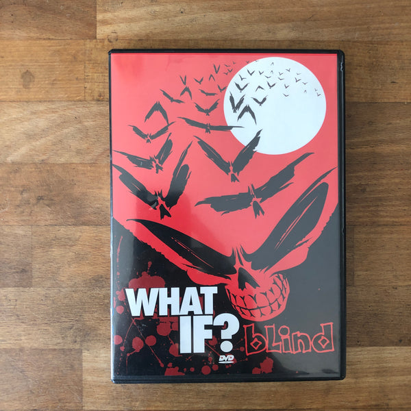 Blind What If? DVD