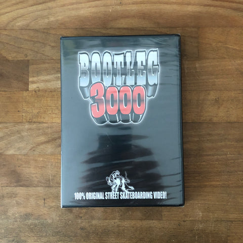 Bootleg3000 DVD - NEW IN BOX