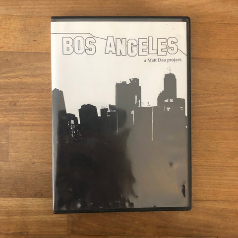 Bos Angeles DVD - Dave Bachinsky & Manny Santiago