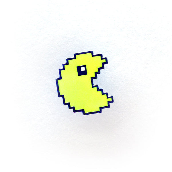 Chomp On This - PACMAN pin