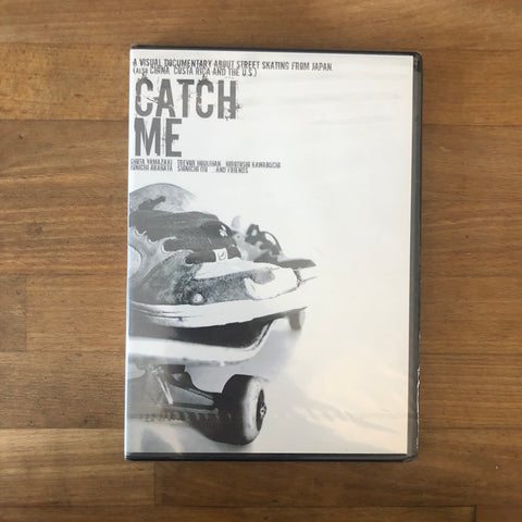 Catch Me DVD - JAPAN REPRESENT - NEW IN BOX