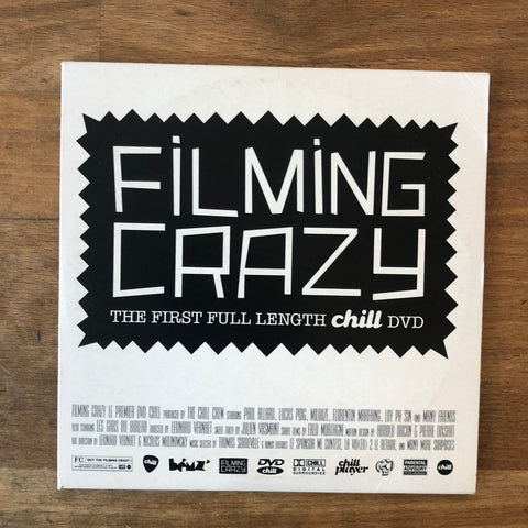 Chill Magazine Crazy Filming DVD