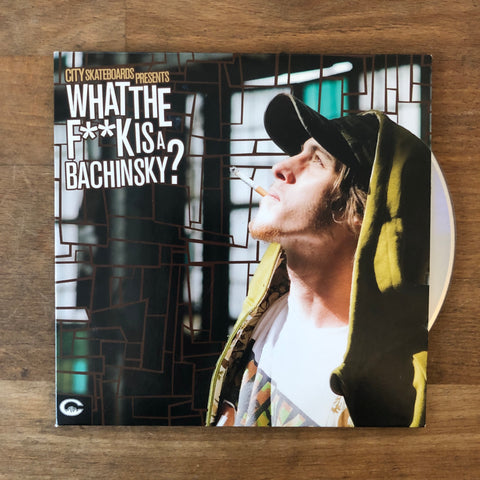 City What is a Bachinsky DVD