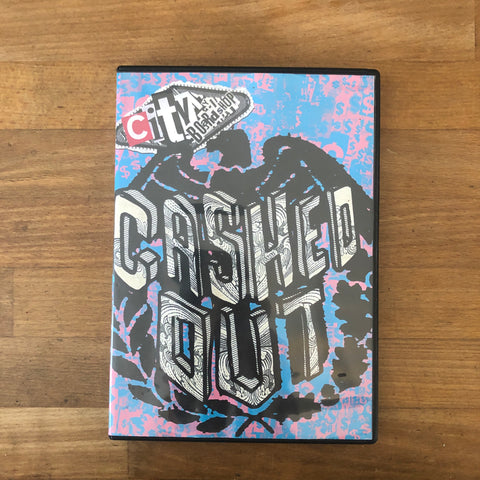City Boardshop Cashed Out DVD - BACA PART
