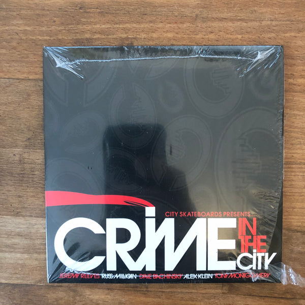 City Crime in the City DVD