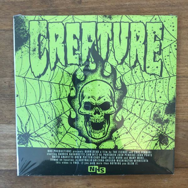 Creature Born Dead DVD