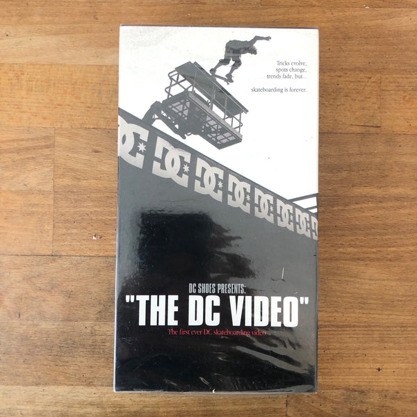 The DC Video - VHS