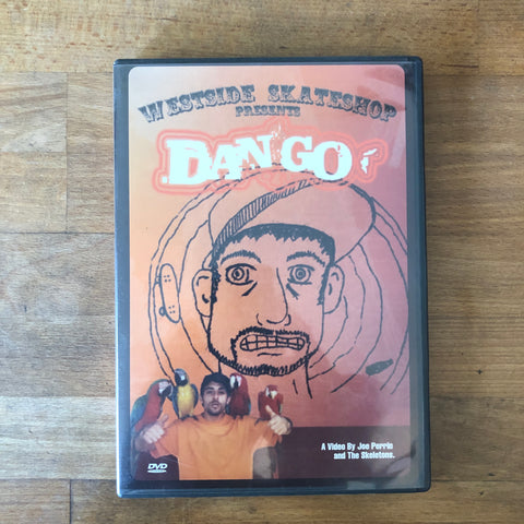 Westside Skateshop Dango DVD