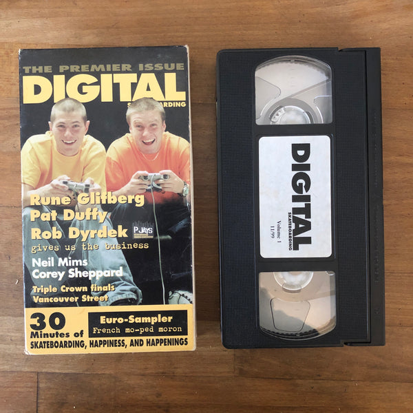 Digital Video #1 - VHS