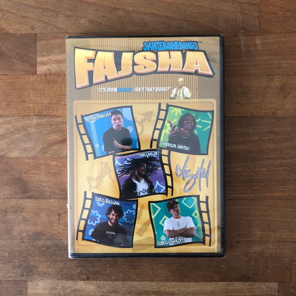 Digital Fashja DVD - NEW IN BOX