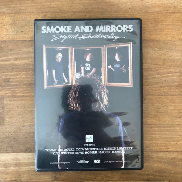 Digital Smoke and Mirrors DVD