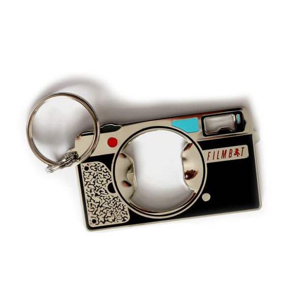 Rangefinder Bottle Opener by Filmbot