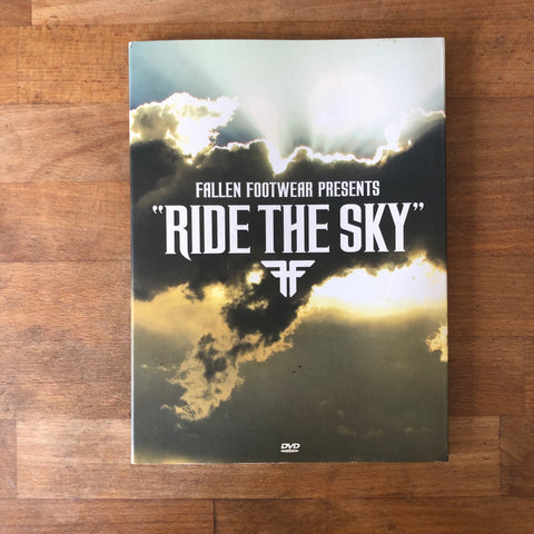 Fallen Ride The Sky DVD