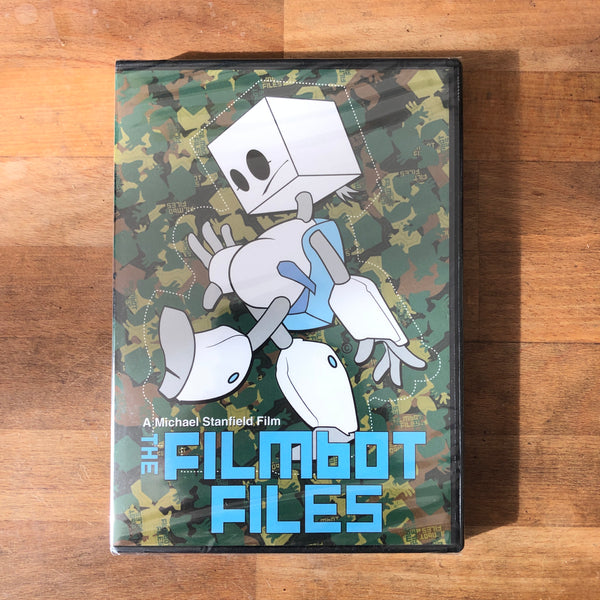 """Filmbot Files"" DVD - NEW IN BOX"