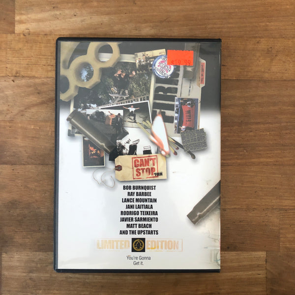 Firm Cant Stop The Firm DVD