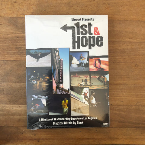 First and Hope DVD - NEW IN BOX