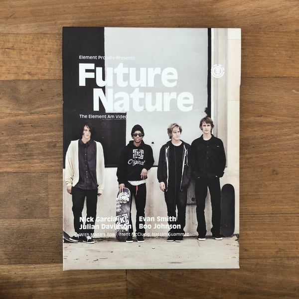 Element Future Nature DVD