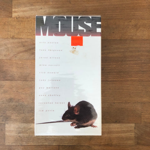"Girl ""Mouse"" VHS"