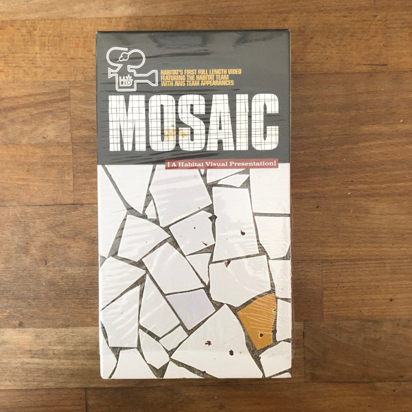 Habitat Mosaic VHS - NEW IN BOX!!