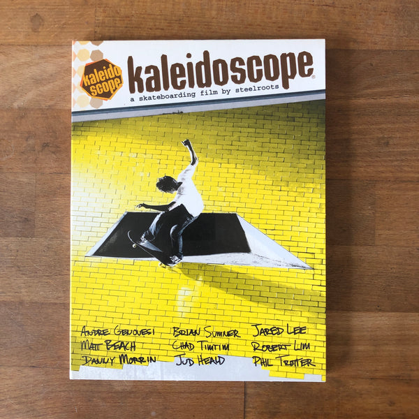 Kalidescope DVD - Chad Tim TIm!!