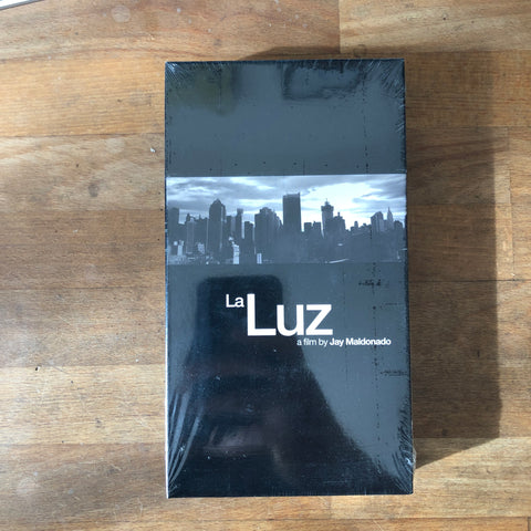 """La Luz"" VHS - NEW IN BOX"