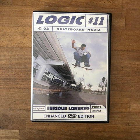 Logic VM 11 DVD - ENRIQUE