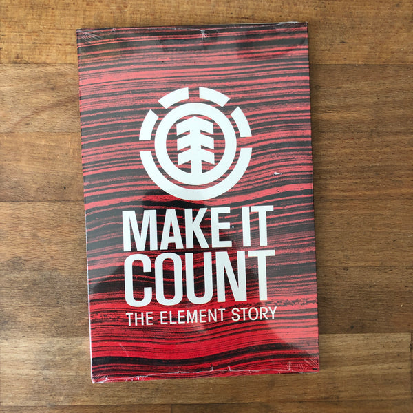 Element Make It Count DVD - NEW IN BOX