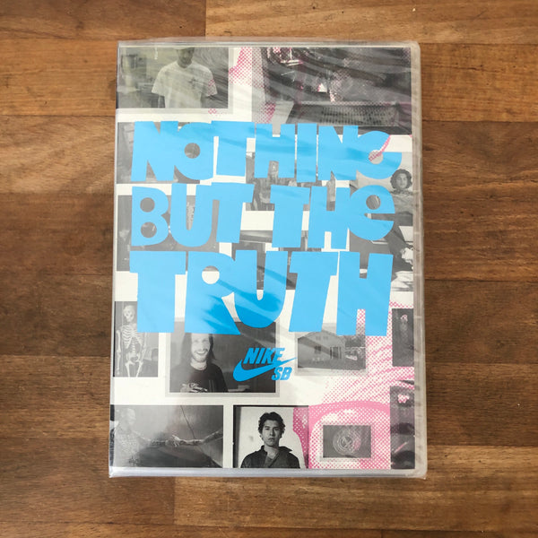 "Nike ""Nothing But The Truth"" DVD - NEW IN BOX"