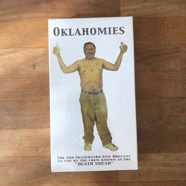 """Oklahomies"" VHS - NEW IN BOX"