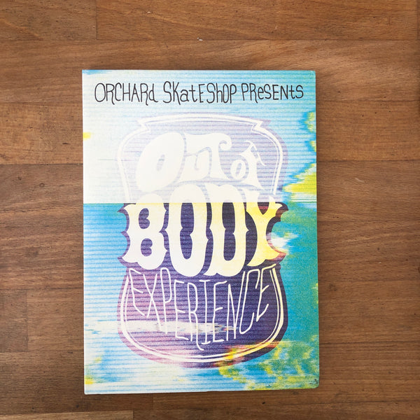 Orchard Out of Body DVD