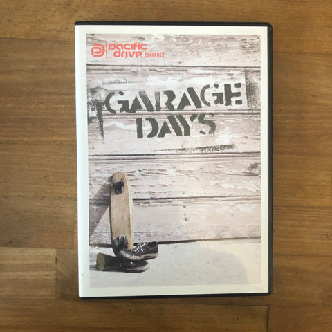 Pacific Drive Garage Days DVD - San Diego's Finest!!!