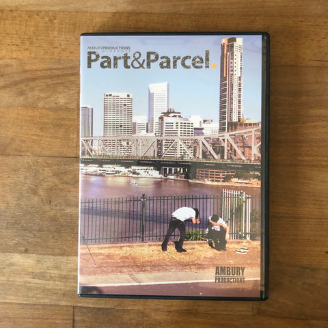 Part and Parcel DVD - SHANE ONEIL, DENNIS DURANT, TOMMY FYNN