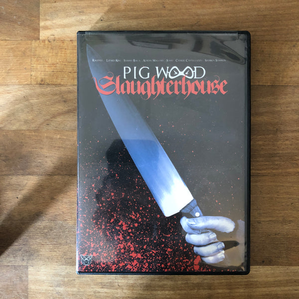 Pig Slaughter House DVD Lizard King, Sammy Baca Ragdoll